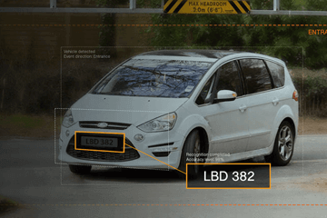 Automatic License Plate Recognition Software