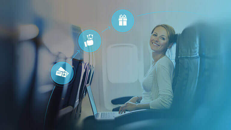 Loyalty System Development for Airline